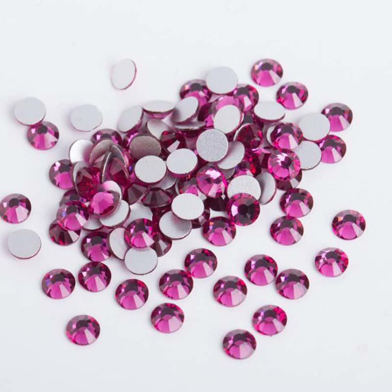 JP non hot fix rhinestones with size from ss3-ss40 for the phone case care