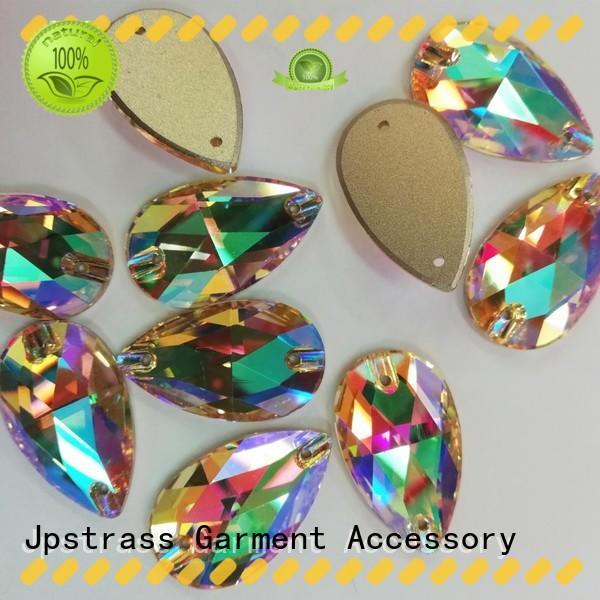Jpstrass original flatback rhinestones wholesale facets for online