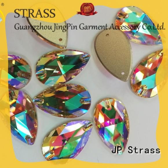tear wholesale rhinestone jewelry facets for ballroom