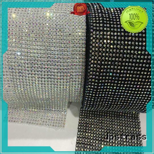 Jpstrass most diamond mesh wrap rhinestone for party
