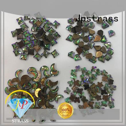 Jpstrass jewelry flower rhinestones manufacturer for dress