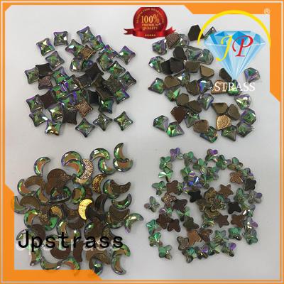 wholesale flower rhinestones skull manufacturer for clothes