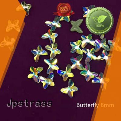 Jpstrass garment flower rhinestones wholesale price for ballroom
