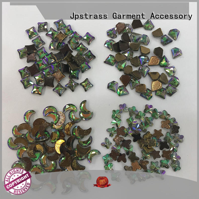 Jpstrass jewelry star rhinestones series for party
