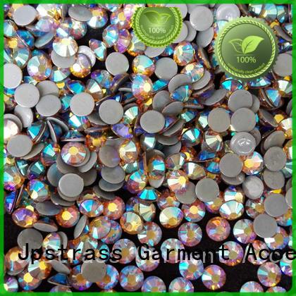 Jpstrass jp hot fix rhinestone designs decoration for dress