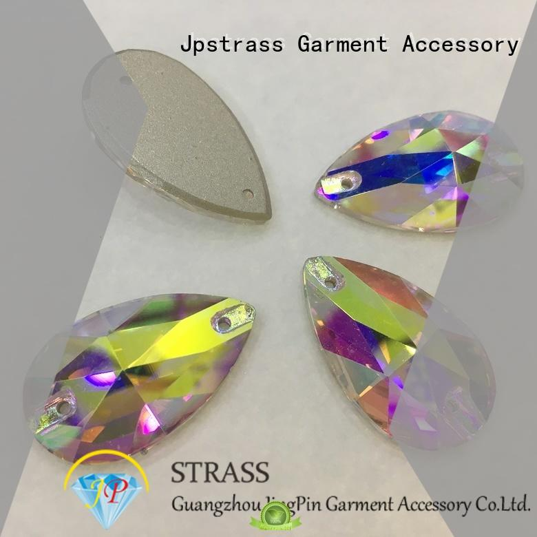 Jpstrass free flat rhinestones facets for party
