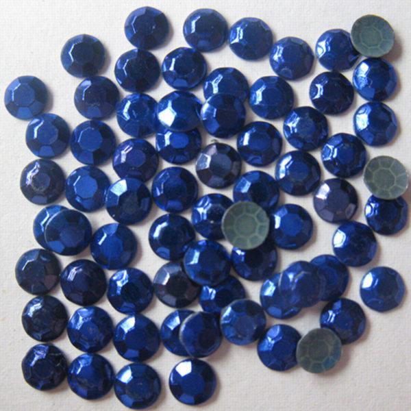 Top quality jpstrass hotfix rhinestud loose flat back variety colors range for denims