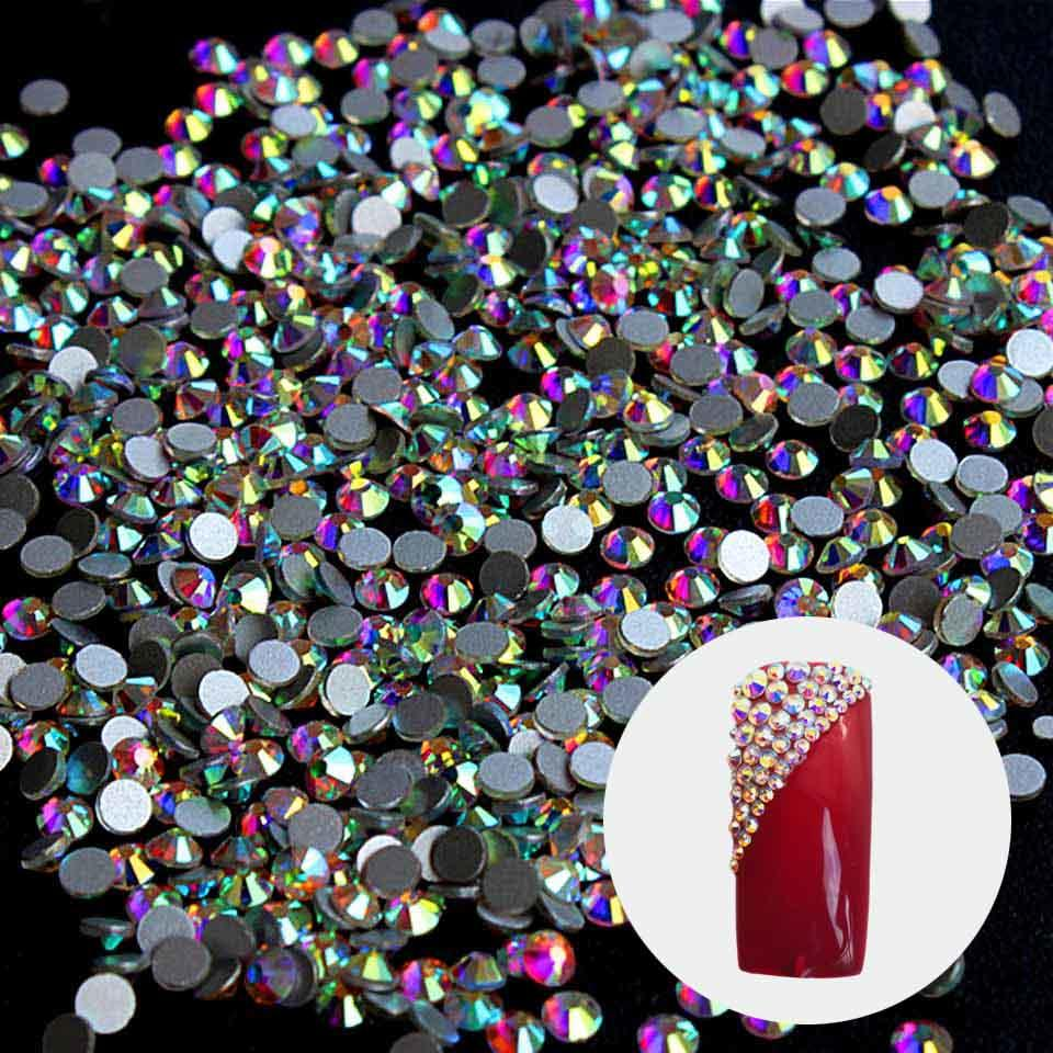 JP STRASS non hotfix rhinestones wholesale for Nail art  in bulk