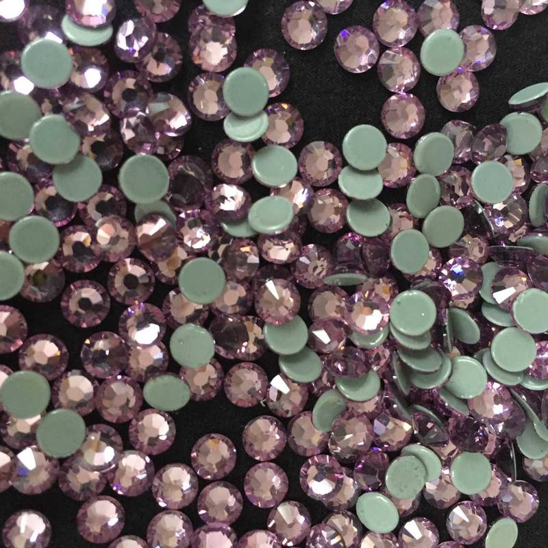 JP STRASS Amethyst SS20 hot fix rhinestones for garment