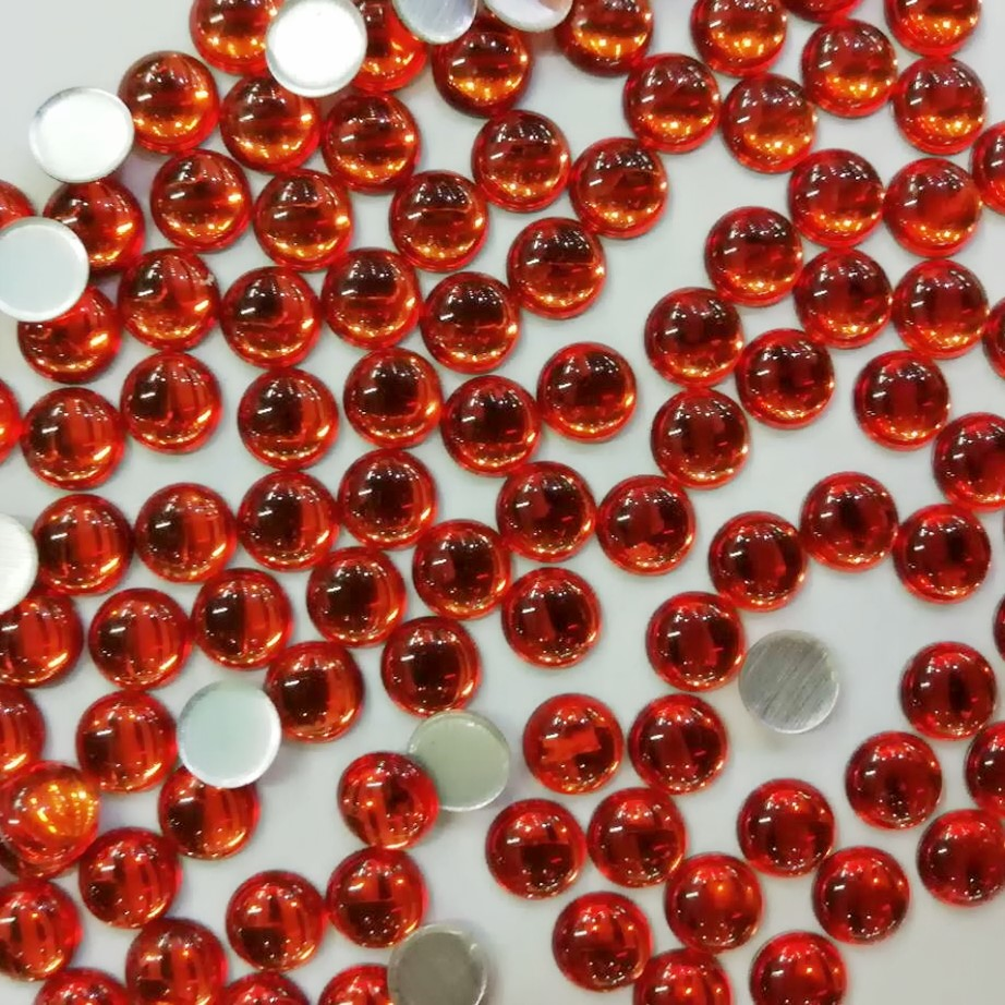 Jpstrass-High-quality Jp StrassHot Fix Pearls Flat Back Rhinestones-2