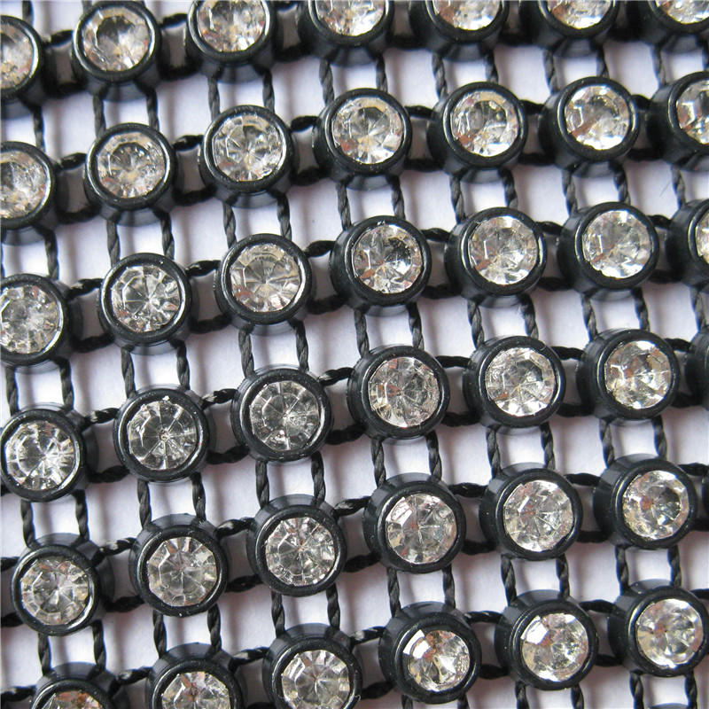 Elastic Style Mesh Trimming 2mm 3mm And 4mm Wholesale Supplier