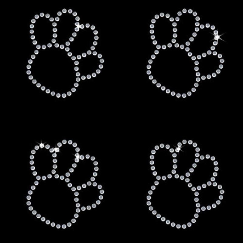 korean lead free rhinestone transfer motifs design for USA Rhythmic Competitors
