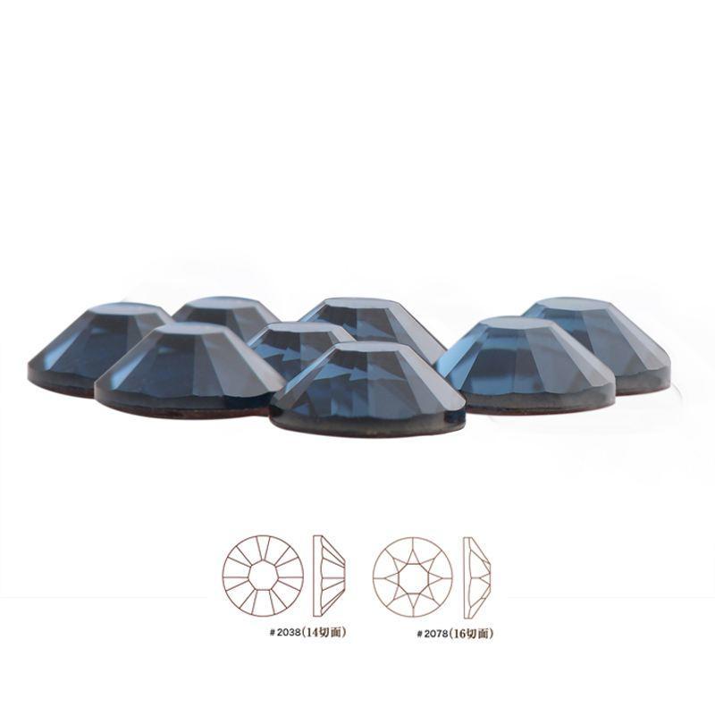 Shiny Rhinestone Hot Fix Decoration  Garment Accessory Wholesale