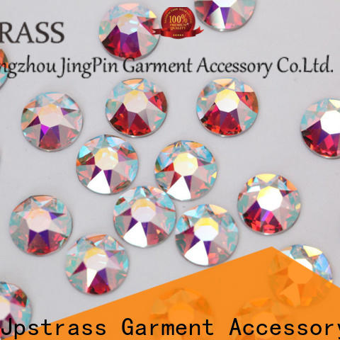 Jpstrass original hot fix stone factory for clothing
