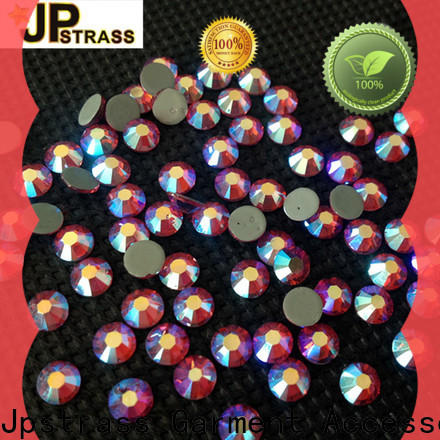 Jpstrass directly rhinestone hotfix factory price for shoes