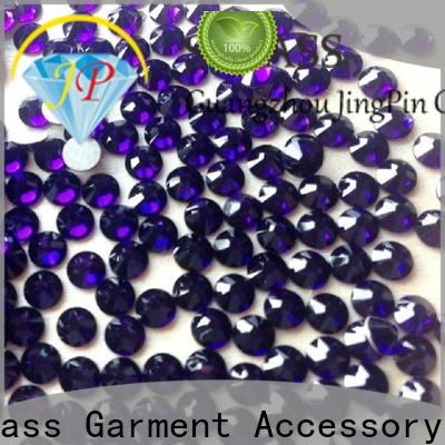 Jpstrass back cheap rhinestones supplier for party