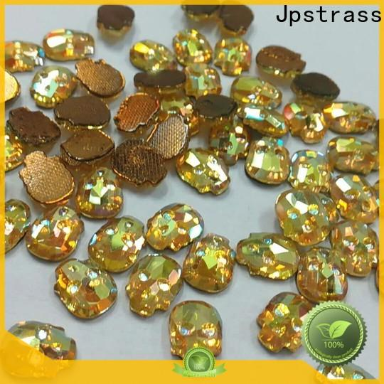 Jpstrass wholesale flatback rhinestones vendor for party