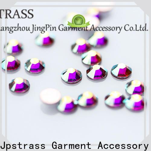 Jpstrass wholesale hotfix rhinestones factory price for dress