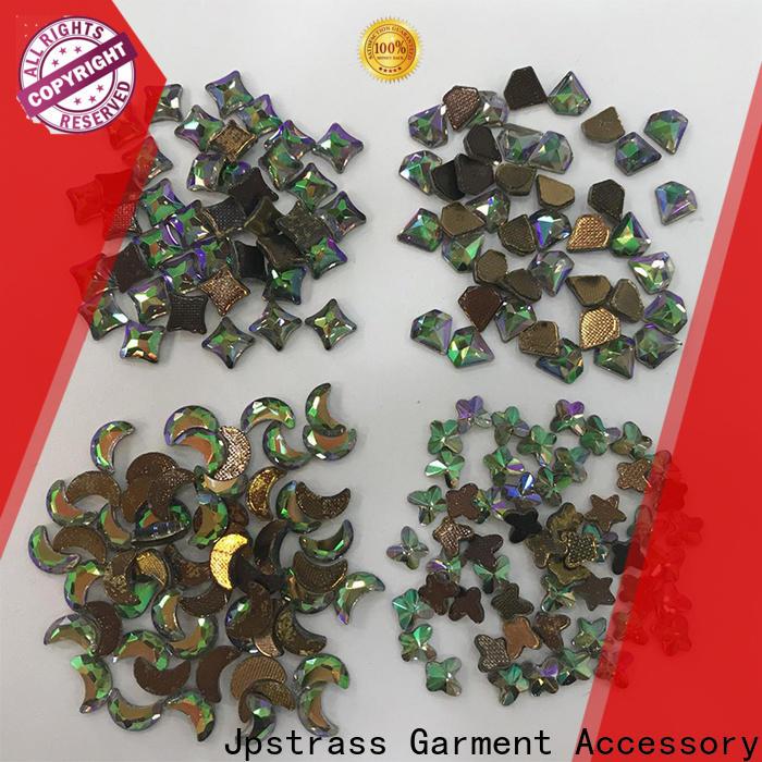 Jpstrass bulk flower rhinestones manufacturer for online
