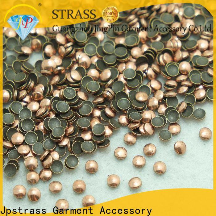 Jpstrass bulk purchase good quality rhinestones supplier for clothes