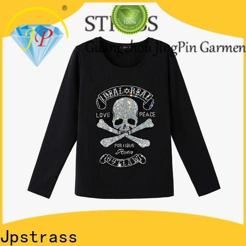 Jpstrass iron cowboys rhinestone transfer supplier for ballroom
