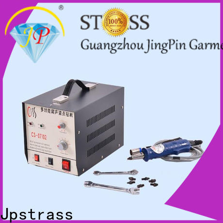 custom rhinestone machine voltage business for ballroom