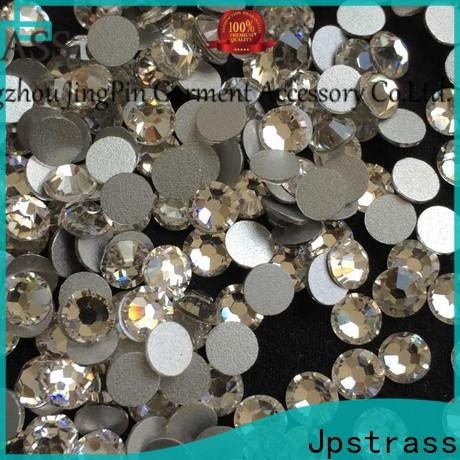 Jpstrass flatback rhinestones wholesale manufacturer for dress