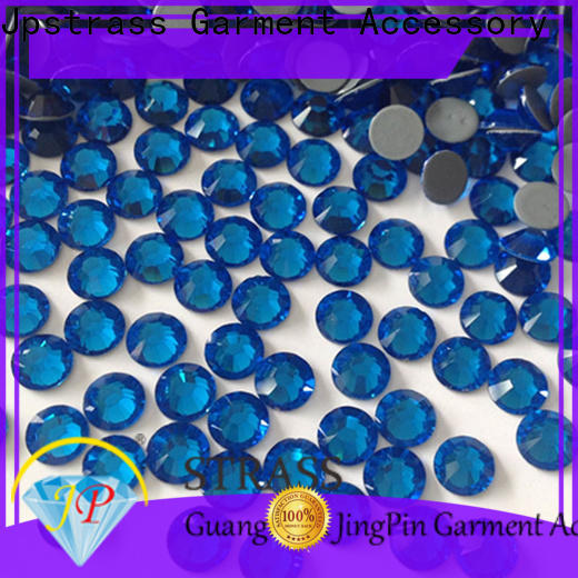 Jpstrass wholesale hot fix crystals quality for bags