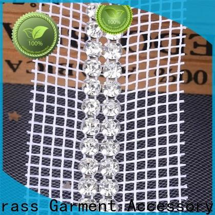 wholesale bling mesh row business for online