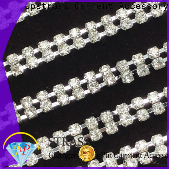 Jpstrass quality rhinestone trim factory price for online