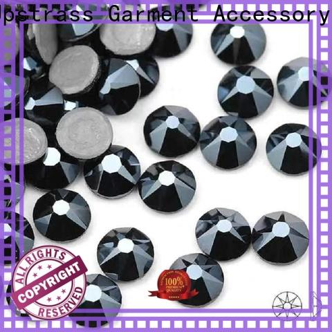 Jpstrass superior hot fix crystals manufacturer for party
