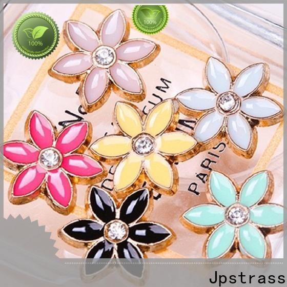 Jpstrass bulk buy iron on pyramid studs supplier for dress
