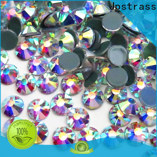 Jpstrass sizes iron on rhinestones wholesale manufacturer for online