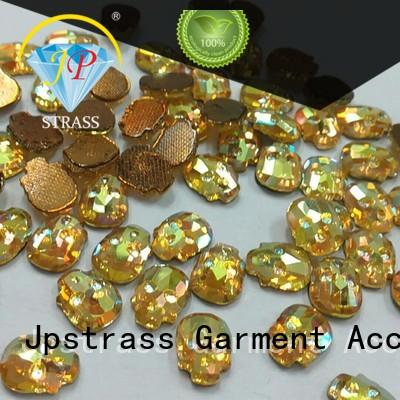 Jpstrass accessories star rhinestones manufacturer for clothes