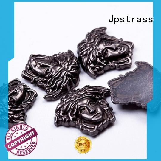 Jpstrass round rhinestuds wholesale quality for party