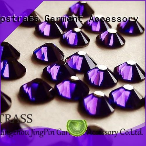 Jpstrass quality lead free rhinestone wholesale for online