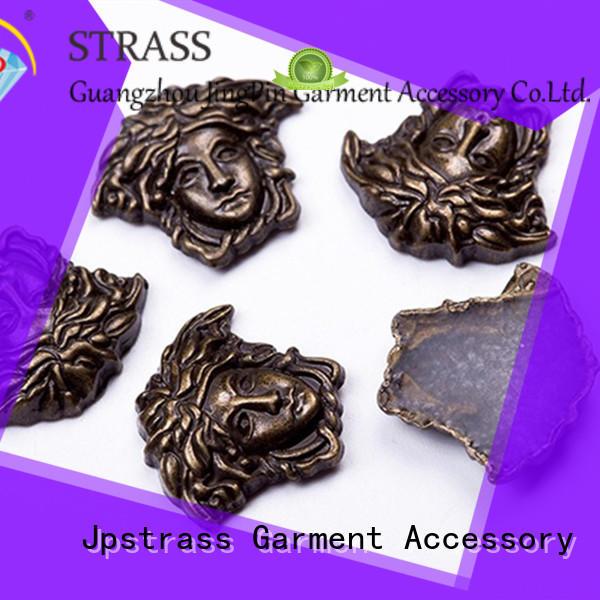 Jpstrass shiny hotfix strasssteine quality for dress