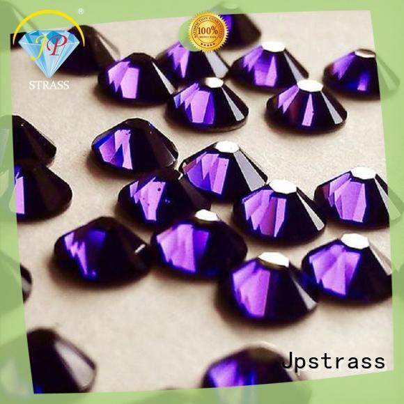 Jpstrass quality lead free rhinestone supplier for dress