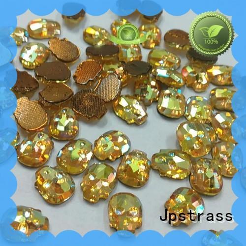Jpstrass custom star rhinestones wholesale price for party