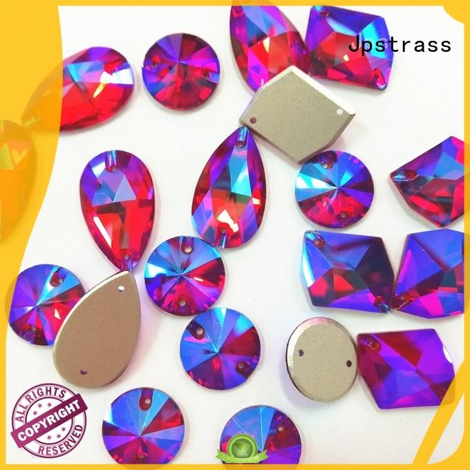 Jpstrass beads flatback rhinestones wholesale business for party