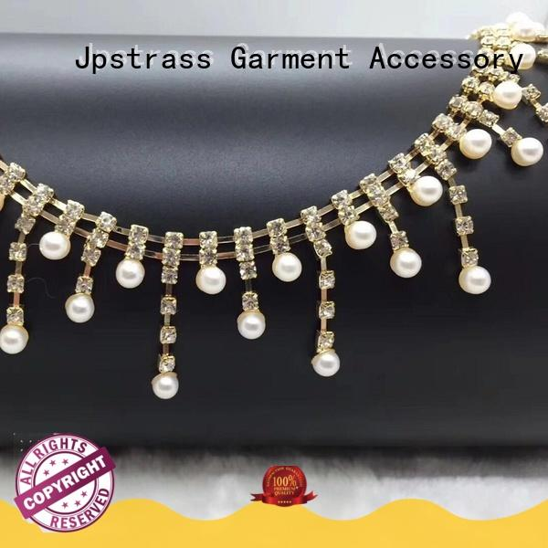 Jpstrass crystal rhinestone cup chain wholesale supplier for online