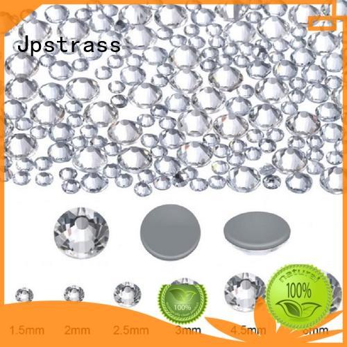 Jpstrass stones hotfix rhinestones wholesale customization for online