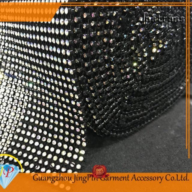 custom rhinestone banding garment factory for ballroom