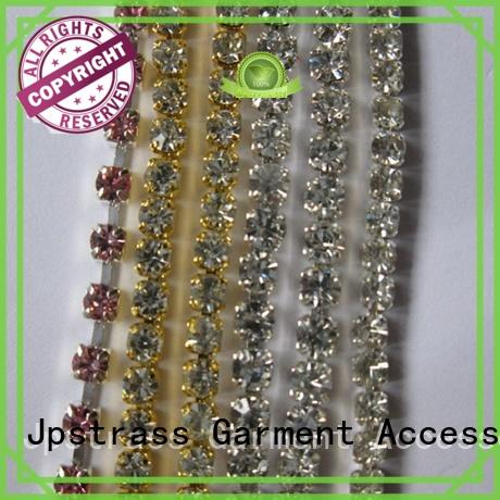 Jpstrass directly double cup chain beads for online