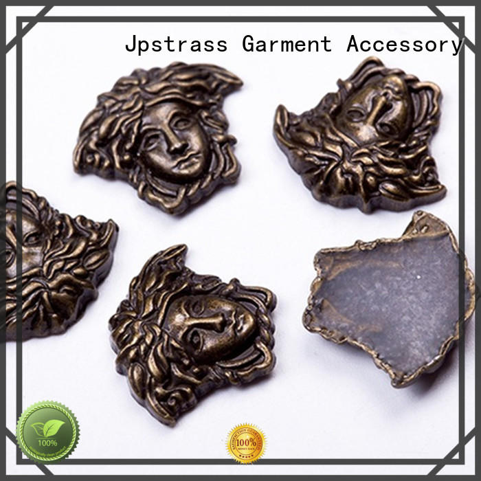 Jpstrass round craft studs quality for dress