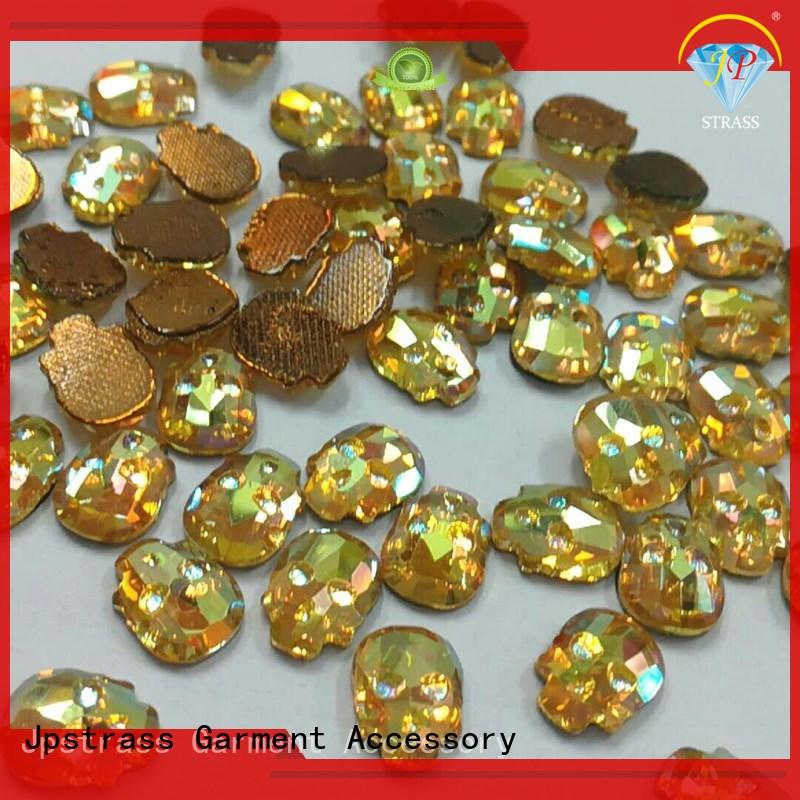 Jpstrass moon rhinestone shapes wholesale price for party
