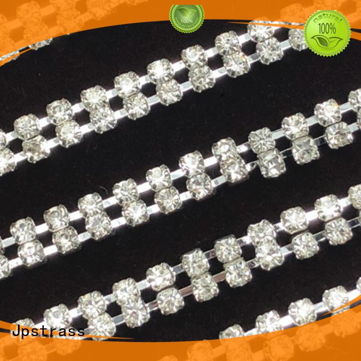 bulk buy rhinestone chain wholesale fancy manufacturer for dress