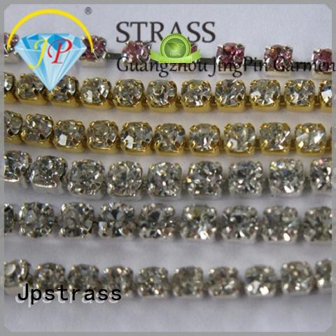 Jpstrass online rhinestone chain wholesale sale for dress