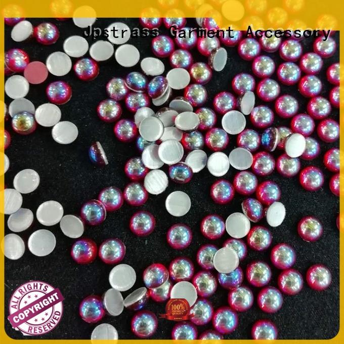 Jpstrass back pearl beads wholesale series for ballroom