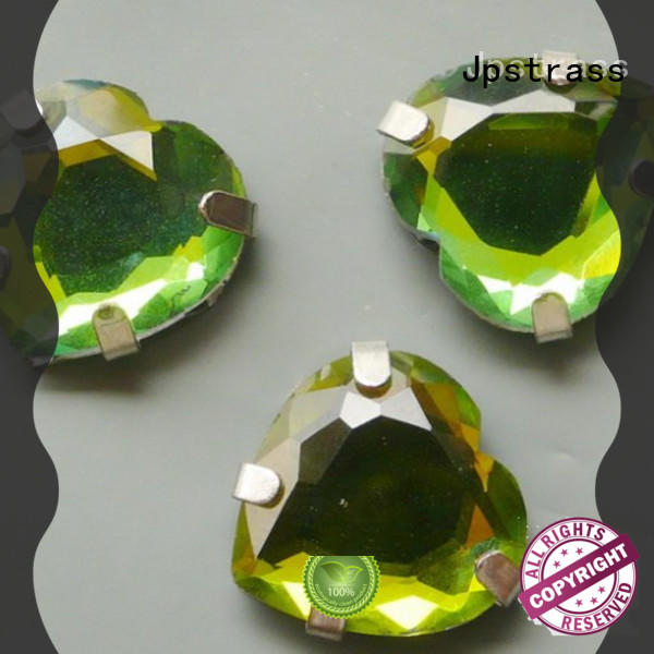 Jpstrass beads sew on rhinestone beads factory for party